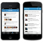 Twitter actualiza sus apps para Android e iPhone