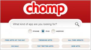Apple retira la aplicación de Chomp para Android