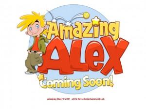 Amazing Alex: no solo de pájaros enfadados vive Rovio