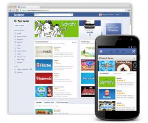 El App Center de Facebook se extiende a seis nuevos países