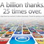 Llegar al top 25 de la App Store de EE.UU supone 38.000 descargas al día