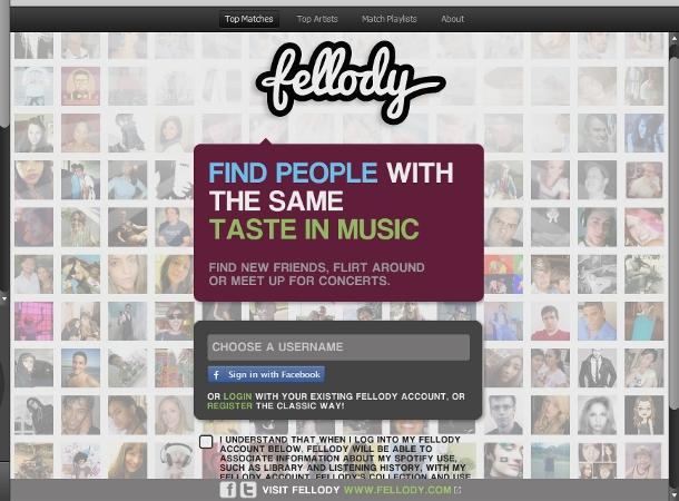 Nuevas apps de Spotify para encontrar pareja o amigos con tus gustos musicales
