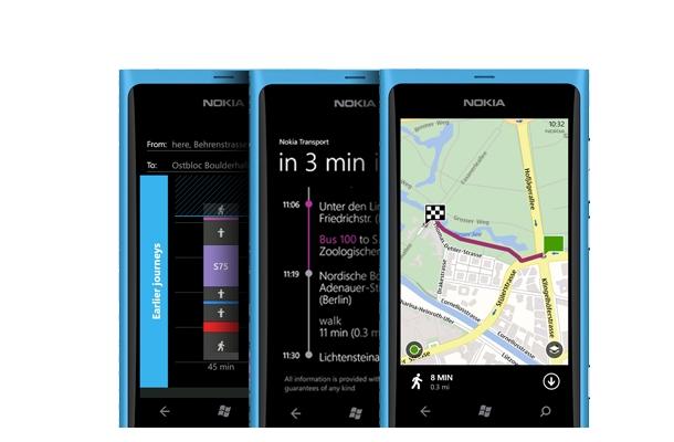 Nokia trae Transporte, Reading y Mix Radio al mercado español