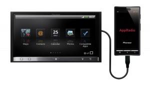 AppRadio de Pioneer se actualiza y llega a Android
