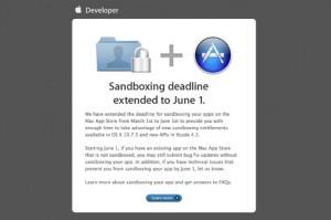 El 1 de junio la Mac App Store se volverá más segura