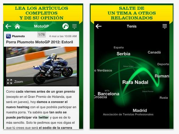 Si te gusta estar al día de todos los deportes Sports Republic es tu app