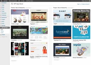 WP App Store: Una tienda para plugins y plantillas de WordPress