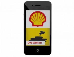 Una falsa aplicación de Shell en la campaña contra los vertidos en el Delta del Níger