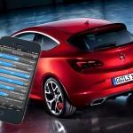 PowerApp, la aplicación para acceder a la telemetría del Opel Astra OPC