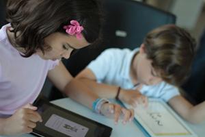 Los tradicionales Cuadernos Rubio, también en iPad