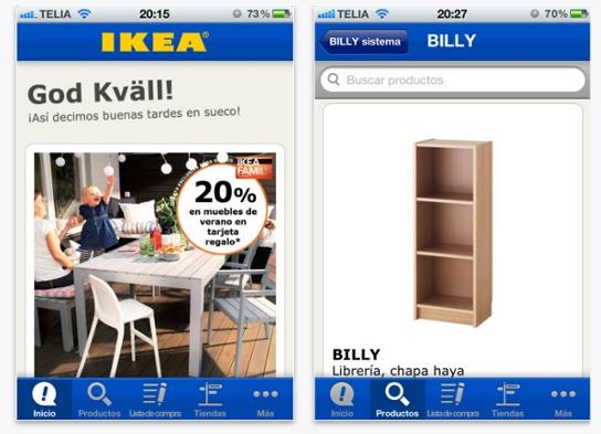 Ikea Apps: Bienvenido a la República Independiente de tu smartphone