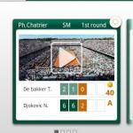 La app oficial de Roland Garros aterriza en Android