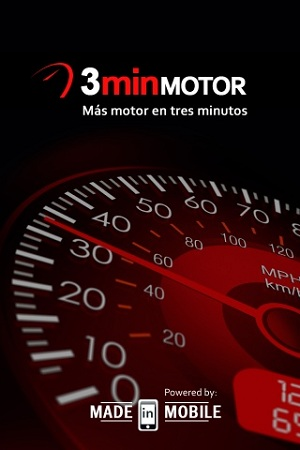 3minmotor revista del motor para dispositivos móviles