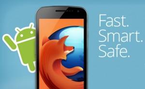 Nuevo Firefox para Android, más rápido e intuitivo