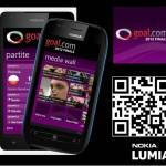 Goal.com 2012 Finals, la app exclusiva de Windows Phone para seguir la Eurocopa