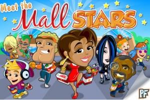 Mall Stars: Llena tu centro comercial de celebrities