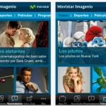 Movistar Imagenio llega a iPhone e iPad