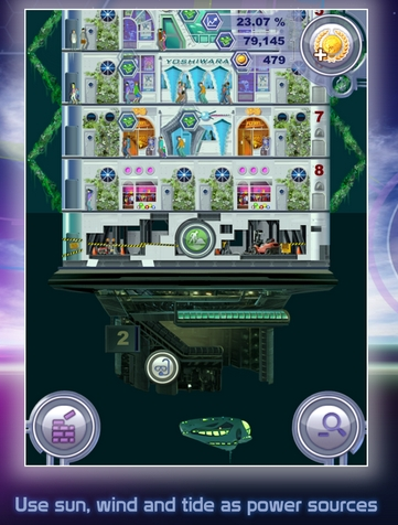 Ocean Tower: Sostenibilidad submarina en clave de juego