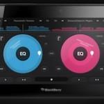 Pacemaker debuta como aplicación en el tablet Blackberry PlayBook