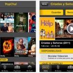 PopCha!, el gestor cinematográfico para iPhone creado por Telefónica I+D