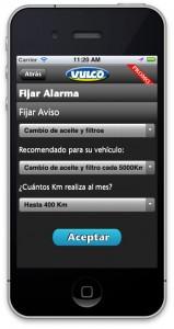 Vulco lanza una app para tener el coche siempre a punto
