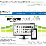 Amazon Cloud Player ya está disponible para iPhone y iPod Touch