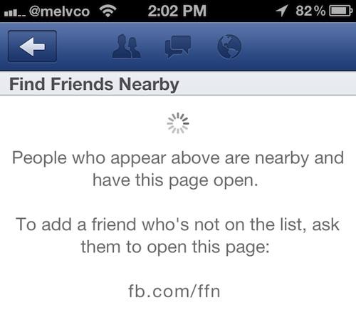 Encontrar amigos cerca de ti