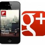 Flipboard mostrará actualizaciones de Google+