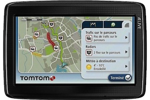 tomtom apple mapas
