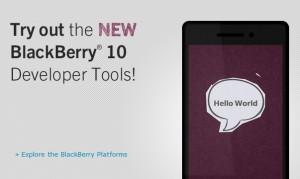RIM ya acepta aplicaciones para BlackBerry 10 en el App World