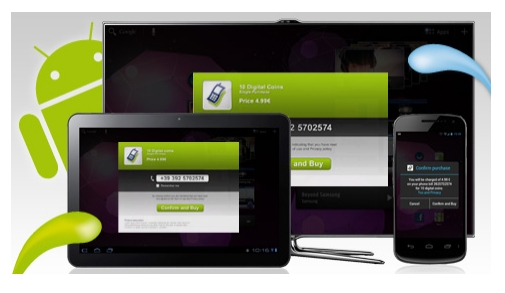 Cashlog presenta un sistema de facturación in-app para Android