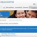 Sanitas busca la mejor aplicación móvil de salud
