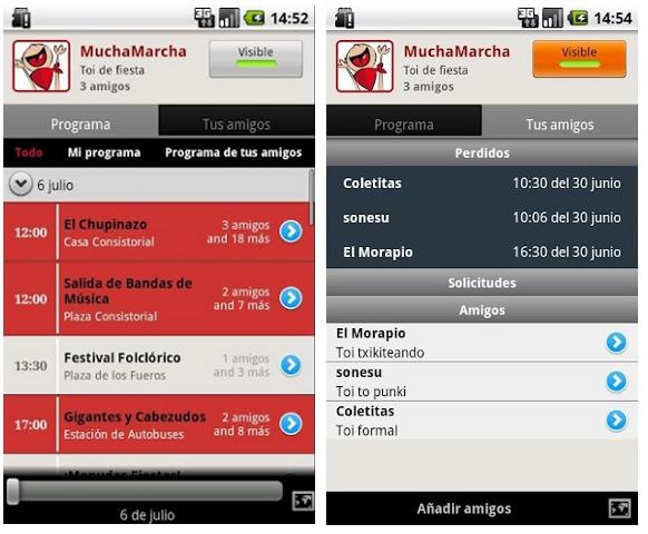 5 apps de Android para sacarle partido a los Sanfermines