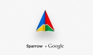 Google compra la aplicación de correo para iOS Sparrow