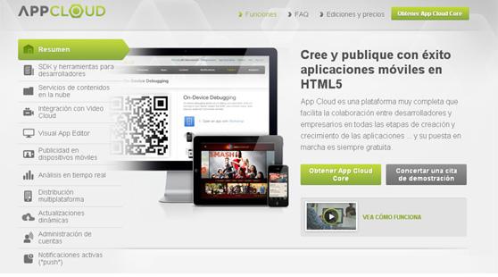 Una herramienta gratuita para desarrollar apps en iOS y Android