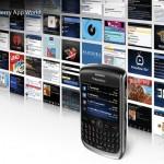 Las aplicaciones del BlackBerry App World se han descargado en 3.000 millones de ocasiones