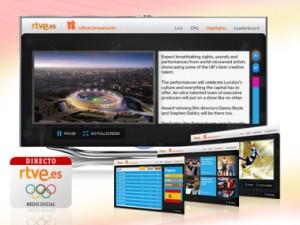 Haz deporte desde el sofá con JJOO en Directo, la app olímpica para las Smart TV de Samsung