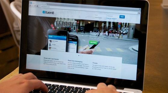 Tuenti lanza su nueva app móvil para liderar el futuro