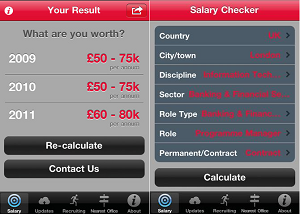 salary checker app