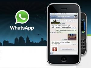 WhatsApp pide a sus usuarios de iPhone que no se actualicen a la versión 2.8.1