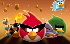 Rovio se llevará a sus Angry Birds a Marte