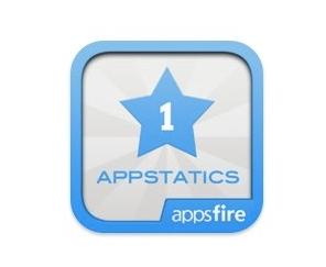 Appstatics te ayuda a seguir el progreso de la aplicación que has subido a la App Store
