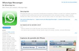 La nueva actualización de WhatsApp cifra los mensajes para mejorar la privacidad