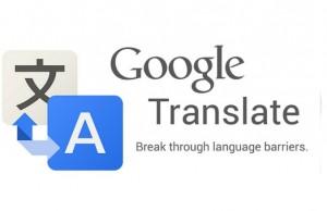 Google Translate para Android ya permite realizar traducciones en fotos