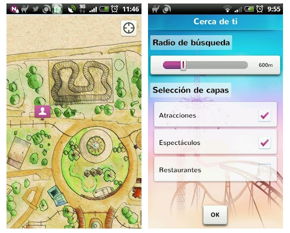 El Parque de Atracciones de Madrid se vuelve móvil