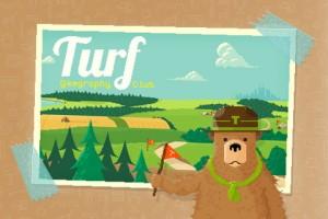 Turf Geography Club: el hijo que Foursquare y Monopoly nunca tuvieron