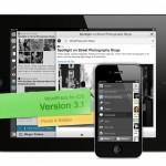 WordPress incluye 180 mejoras en su aplicación para iPhone e iPad