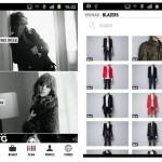 Zara lanza una app exclusiva para dispositivos móviles Samsung