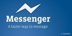 facebook messenger actualizacion