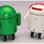 Conoce a Bero, un robot que se controla mediante una app de Android